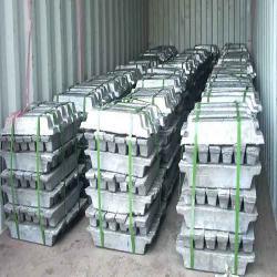 Аntimonial lead alloy ingots 95-97% lead and 3-5% antimony