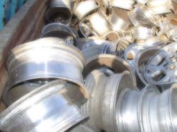 Aluminium Car Alloy Wheels Scrap (Clean without paint)