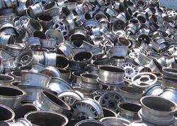 Tense aluminium scrap