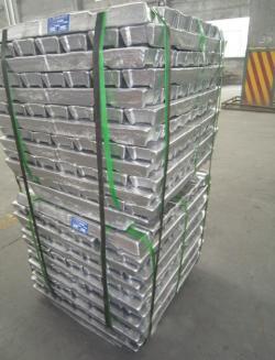 Aluminum ingot 500MT