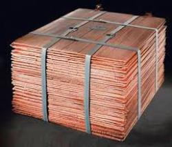 We offer copper cathode