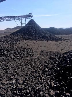 Egyptian Manganese ore