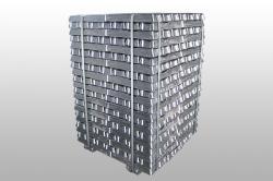 India Aluminium Ingots  99.7% Purity