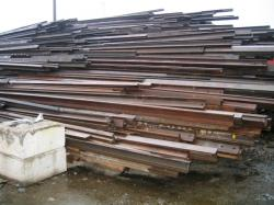 Looking for Used Rail Scrap