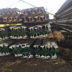 Railway Steel  S40, 40Kg/m and  S49, 49 kg/m for sale