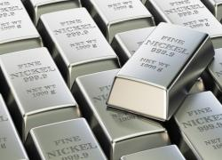 Nickel needed in large amount monthly