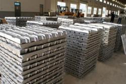 India Aluminium ingots 99,7% premium for sale