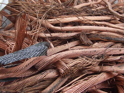 Copper scrap,  volume 1000 MT needed on СIF terms