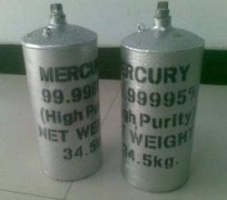Interested in Liquid Mercury Silver 99.99%