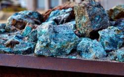 Copper cathodes, coltan and cobalt needed from Africa