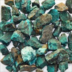 Copper ore needed