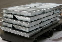 Zinc Ingot required on regular basis
