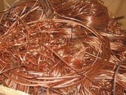 Tanzania Copper scrap metal