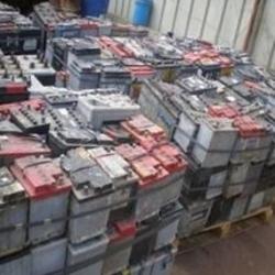 United Kingdom Drained lead acid battery scrap needed