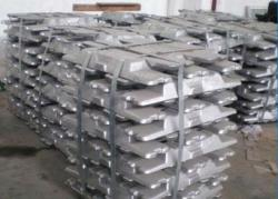 Aluminum Ingots 99.7% needed
