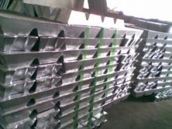 99.9% primary Aluminum Ingots, non-LME brands, 5000MT monthly