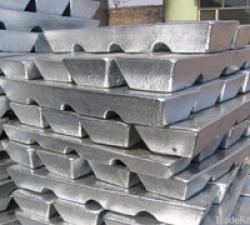 Factory Price with High Purity Zinc Ingot 99.995%