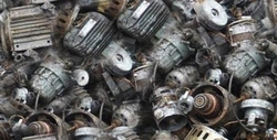 Electric motor scrap for sale
