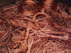 Interested in copper wire scrap