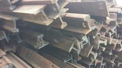 Used rail needed, 30,000t per month