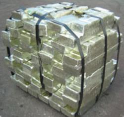 Tin Ingots - 20 tonnes