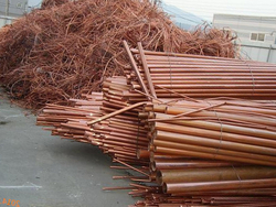 Copper scrap available