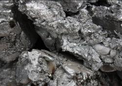 Zink ore needed