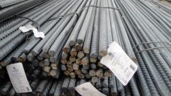 Deformed rebars steel bars