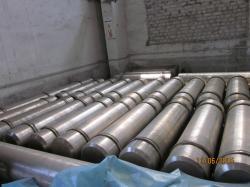 Billet (treated ingot) technical titanium BT1-00