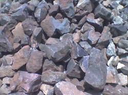Chrome Ore (Lumps, ROM), 38%-36% rejection