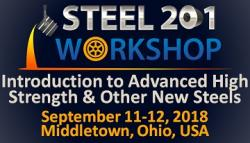 Steel 201 Workshop 2018, Middletown, OH, USA