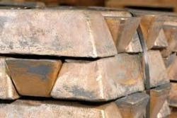 Copper Ingots, 99,97% purity for sale