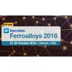 Ferroalloys Conference 2018, Orlando, FL