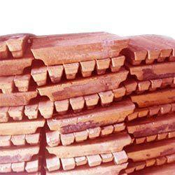 Copper Ingots for sale, CIF