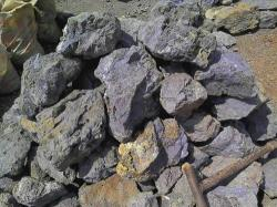 Zinc  ore (concentrate), 200-250 MT a month, FOB