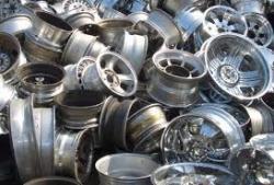 High quality aluminium alloy wheel scrap for sale