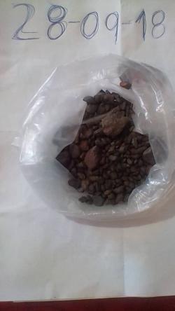 Coltan Tantalite Ore Origin Venezuela