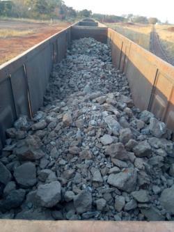 Chrome ore Zimbabwe origin, 4,000t per mo, FOB
