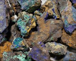 Copper ore 20% plus, 50,000mt per month, FOB