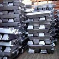 Aluminum ingots for sale from producer