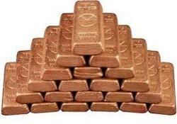 Copper Ingots 99,9%, 200MT min, CNF, CFR