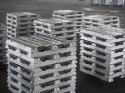 Aluminum ingots 99б9% supplier