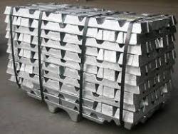 Al Ingots A7, A8 Grade 99,7% 1000MT a month FOB