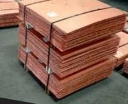 Copper Cathode in EU 5,000MT a month