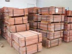 Looking for Copper Cathode, 200-500MT trial order LME -16% EXW