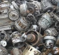 Electric motor scrap needed C&F Karachi