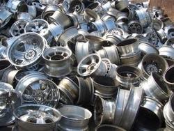 Offering Aluminum wheel scrap, CIF