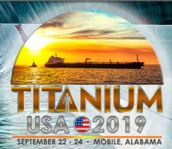 TITANIUM USA 2019, Mobile, Alabama, USA