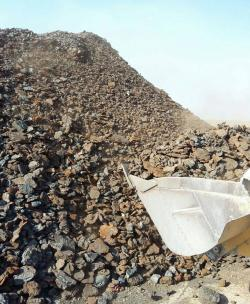 We sell Iron Slag Fe 95%  & Mill Scale 70%