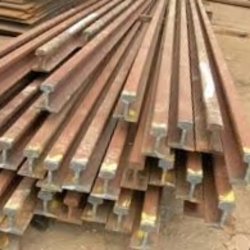 Used Rails R50, R 65 12,500MT a month